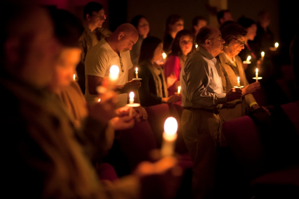 Candle light vigils are great, but NRA and gun lobby couldn't care less.