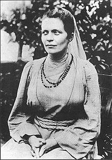 Sister Nivedita. Know her.