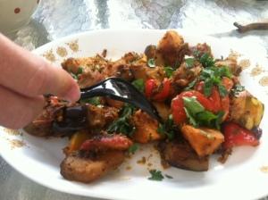 Mixed Vegetable Korma. Courtesy: Mukti's Kitchen.