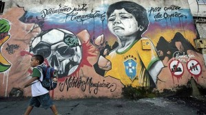 Pew Research Center reported that sixty percent of Brazilians believe World Cup is bad for them.