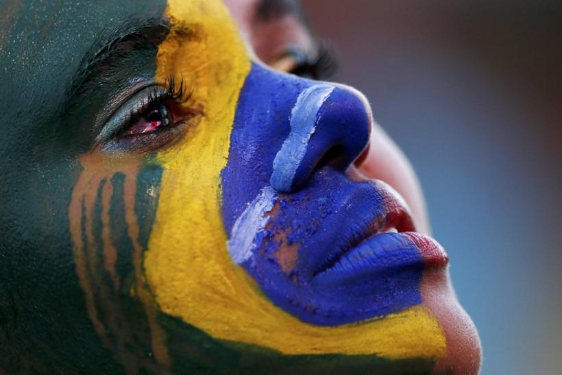 Brazil supporter