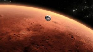 India's Mars.