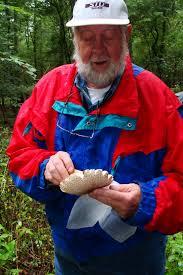Walter J. Sundberg, renowned mushroom biologist and my Ph.D. advisor. RIP, big man.
