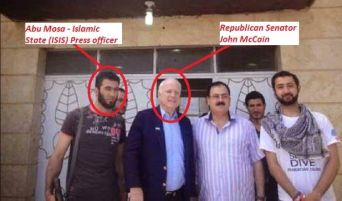 Courtesy: http://countercurrentnews.com/2014/06/isis-pr-mccain/