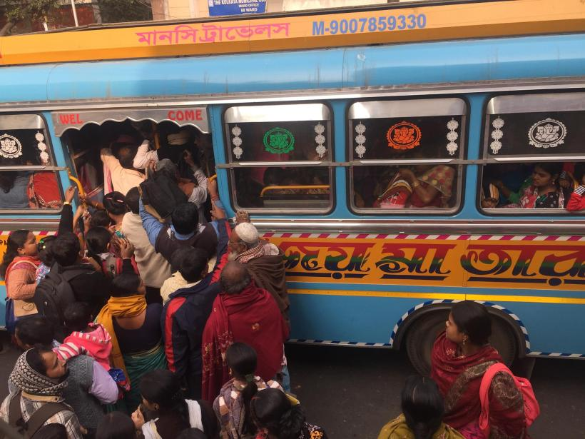 Calcutta bus