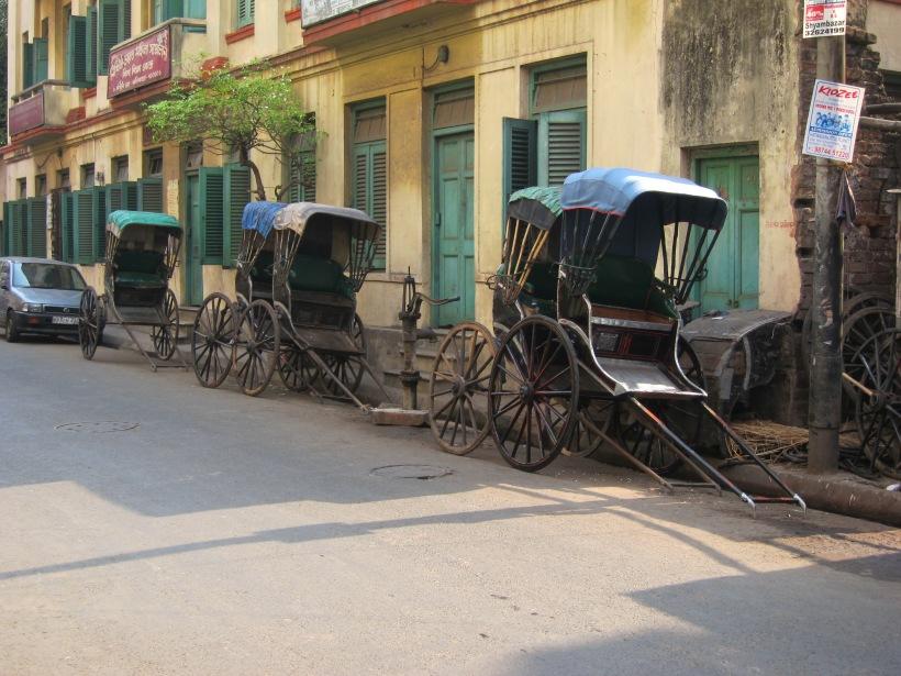 Kolkata rickshaw
