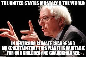 Bernie climate