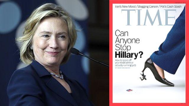 Hillary media bias
