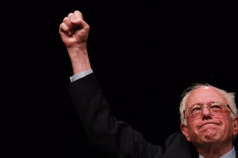 Socialist Bernie