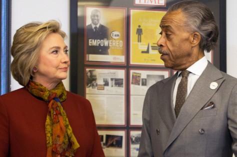 Hillary Sharpton