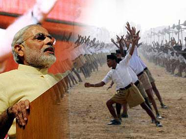 RSS BJP
