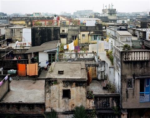 Calcutta roof