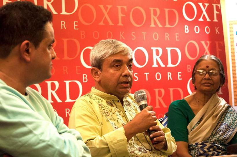 Book launch at Oxford