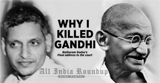 Godse killed Gandhi