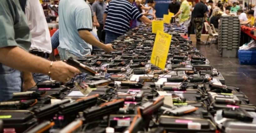 Gun sale in America