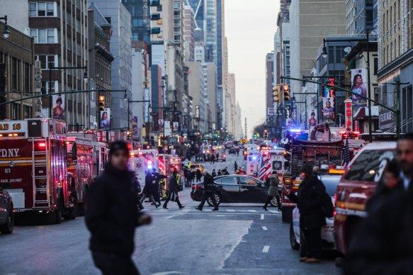 Dec 11 NYC terror