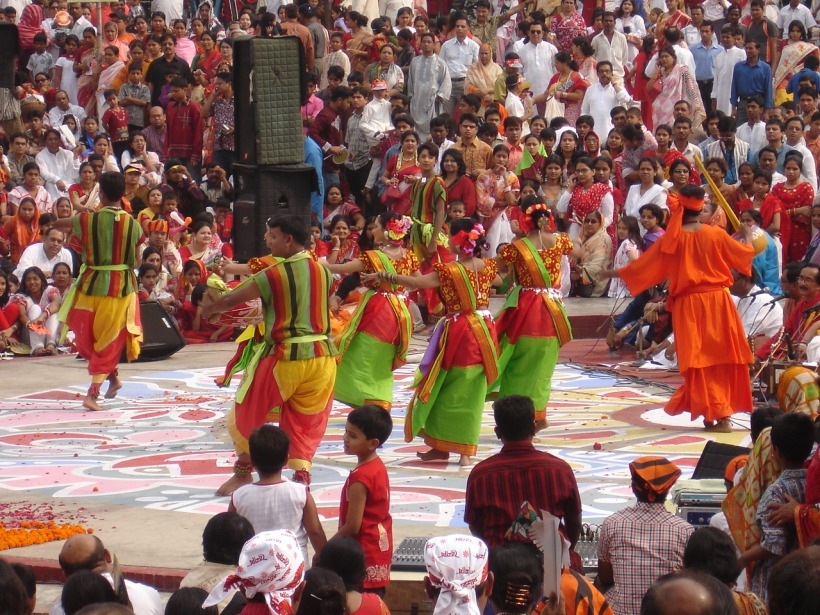 Bangladesh celebrates New Year