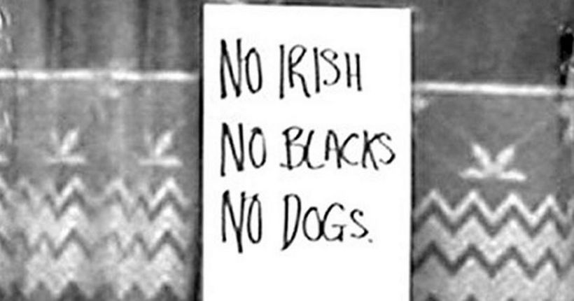 TEASER-no-blacks-no-irish-no-dogs