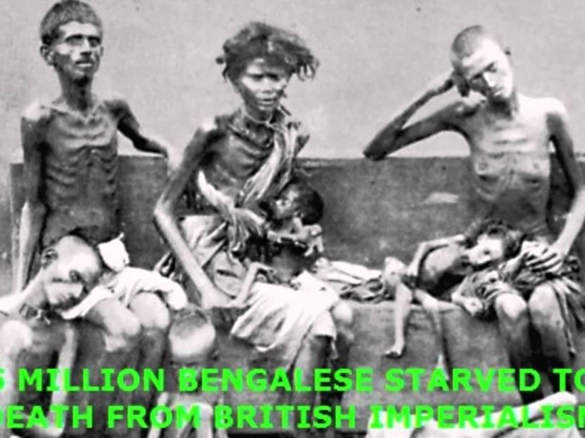 Bengal Famine 1943