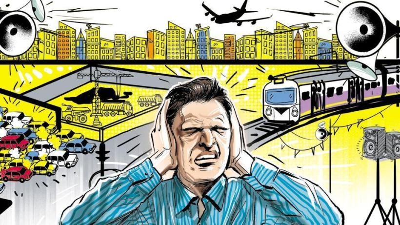 Noise Pollution in India
