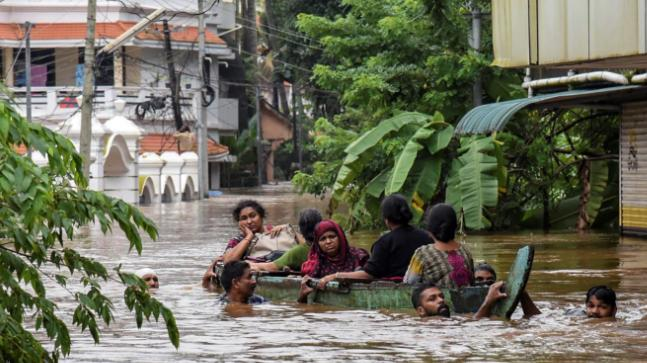 Kerala flood 2018 India Today
