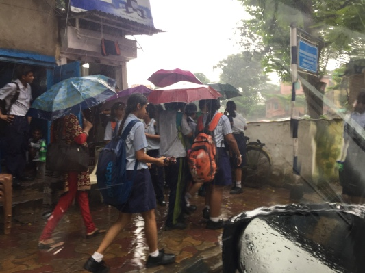 School end monsoon