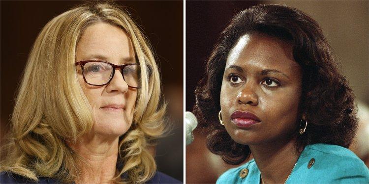 Two brave women